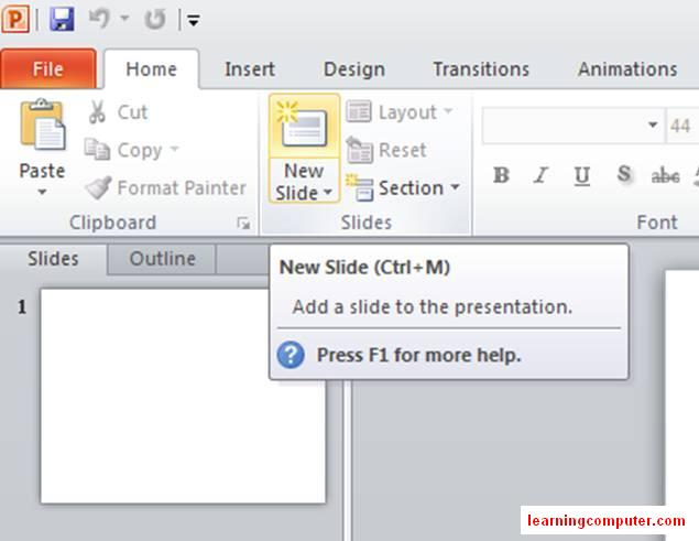Microsoft powerpoint 2010 – it computer training.