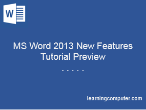 MS-Word-2013-Video-New-Feature-Tutorial-Preview