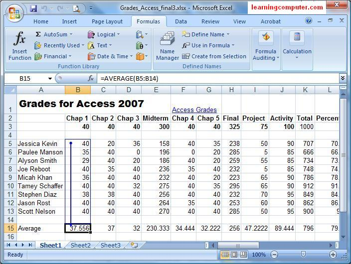 excel-formula-auditing