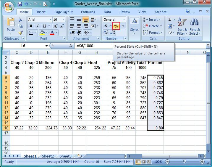 how to change row to column in excel 2007