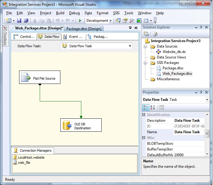 what is ssis integration services