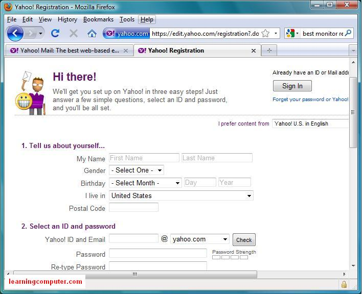 How to set up Yahoo Mail and Outlook 2007 | IT Computer ...