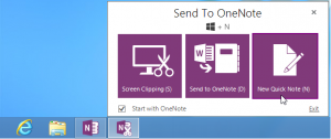 onenote 2016 tutorial send notes