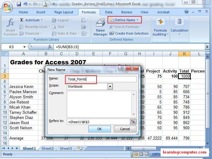 how to learn ms excel formulas and functions pdf