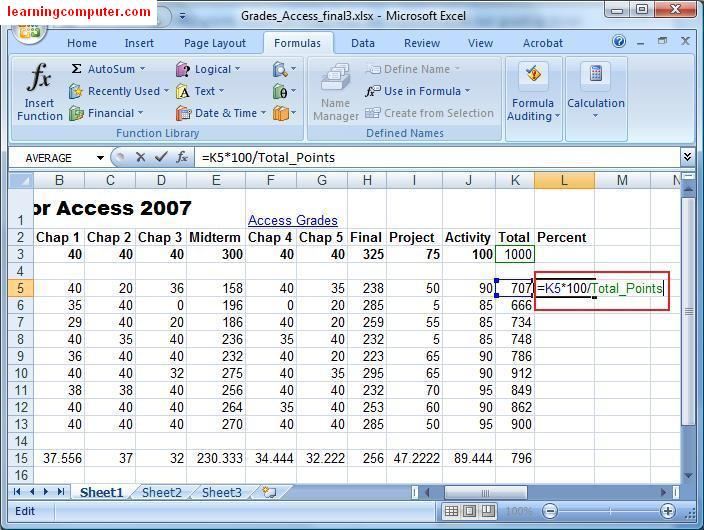 using-percentage-excel-functions