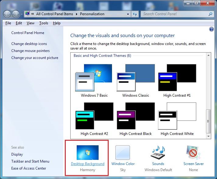 change-desktop-background