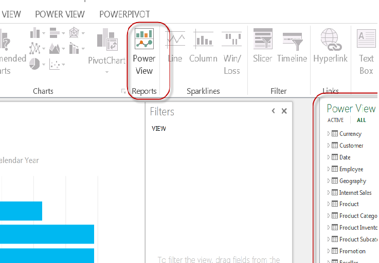 MS 2013 Excel Feature Power View6