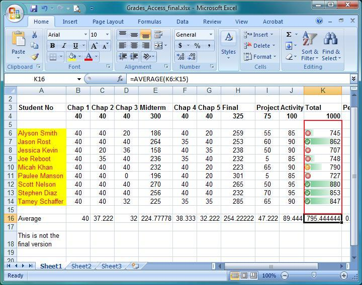 how to use choose formula in excel 2007