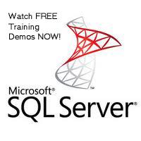 sql server demos