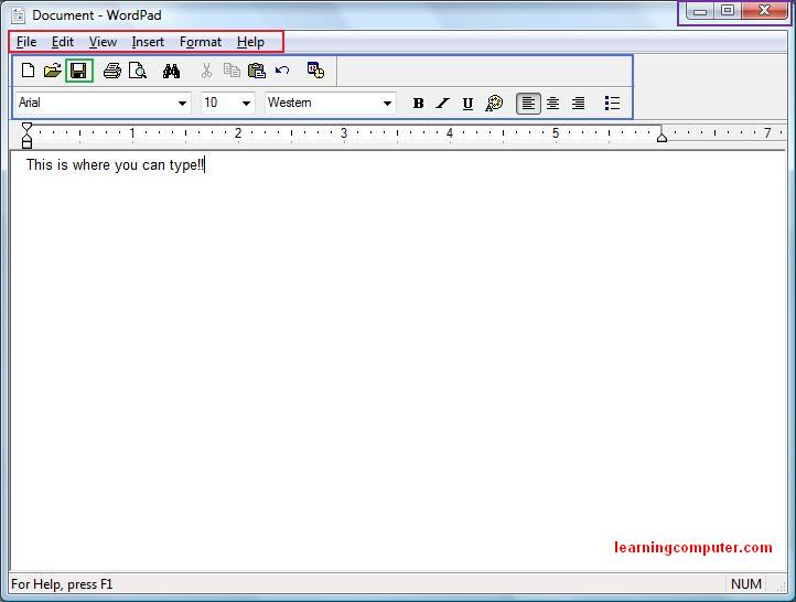 how to stop wordpad from opening files