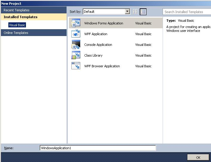 Visual Basic Tutorial - Step by step example