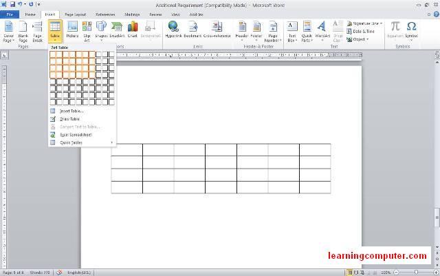 microsoft word 2010 tutorial office 2010 training