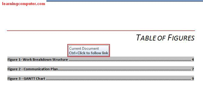 Microsoft+word+insert+table+caption